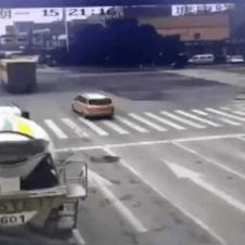 별난 교통사고