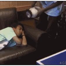 Sleeping-mayo-paddle-prank