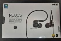 akg n5005 이어폰이 도착했네요
