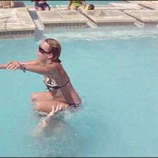 Backflip-pool-toss-fail