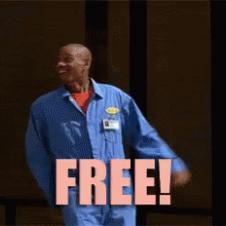 무료의 즐거움