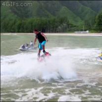 Water ski jet