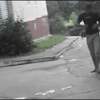 Spinning heel kick