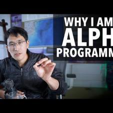 """Why I am an """"Alpha"""" programmer."""