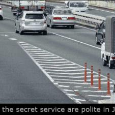 Polite-secret-service-traffic