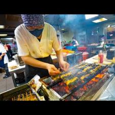 Japanese Seafood Tour - STREET FOOD SUSHI!! Japanese Food in Taipei + CHEAP SEAFOOD Omakase!!