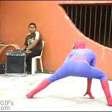 Spiderman-wall-flip