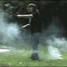 Fireworks-duel-bottle-rocket-headshot