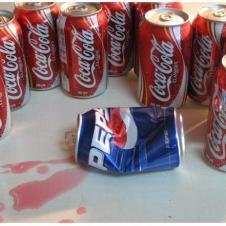 코카콜라와 펩시의 광고전쟁