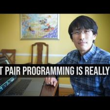 "What ""Pair Programming"" is really like..."
