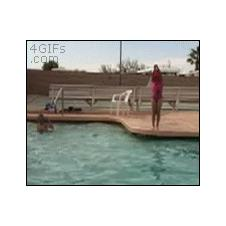 Pool-dive-fail