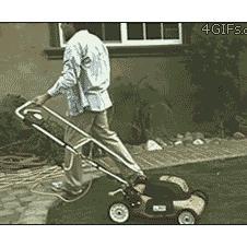 Turbo-lawn-mower-malfunction