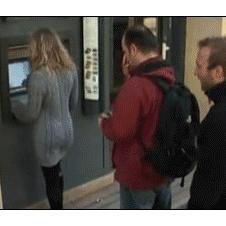 ATM-spank-prank