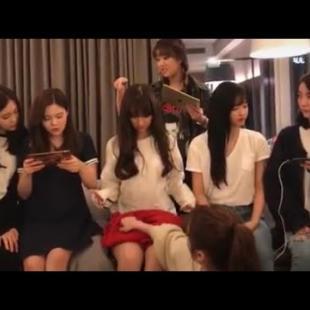 오마이걸 멤버들 인성보이는 영상