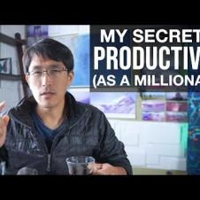 How to be more productive (as a millionaire)