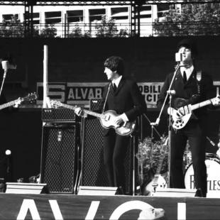 Beatles live photo 64-66