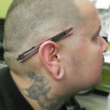 3D 문신