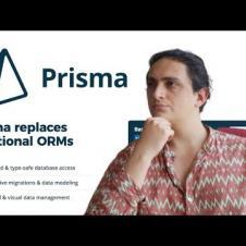 요즘 핫한 백엔드 데이터베이스 Prisma 를 알아보자