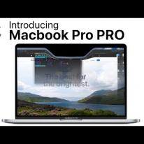 Introducing the new - Macbook Pro PRO (2020)