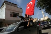 Turkish-backed rebels launch offensive on flash-point Syrian town of Manbij
