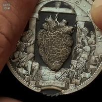 '뛰는 심장' 동전