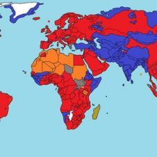 세계 문법 지도