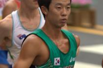 경보 김현섭, 8년 만에 세계육상선수권 동메달 되찾았다