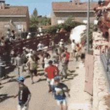 동물학대를 없앤 스페인 소축제