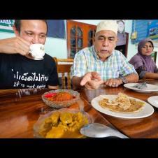 Pakistani Thai Food!! 🇵🇰🇹🇭 AWARD-WINNING GOAT CURRY! |  อาหารไทยปากีสถาน