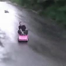 위험한 드리프트